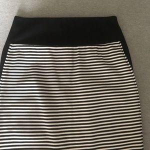 LOFT Mini Skirt 2 piece bundle
